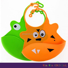 Cute shape baby bib manufacturer baby bib supplier Win Win Tech. Ltd