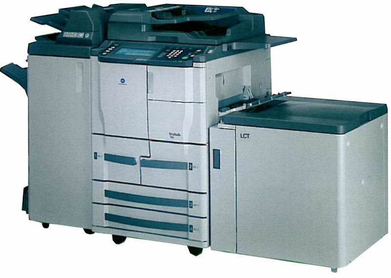 konica minolta machine