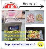 Rice Corn Meat Price Automatic Vacuum Packing Machine YB-500