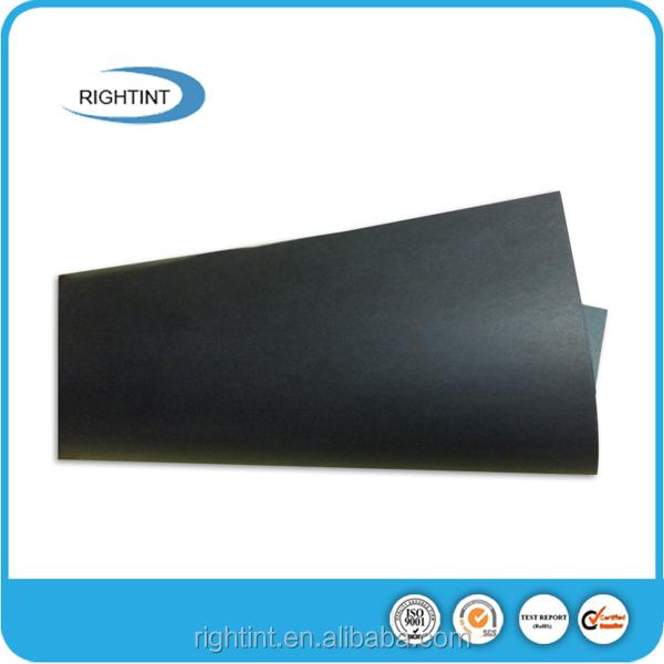 Black Adhesive Book Cover : Self adhesive black paper board buy book binding