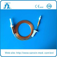 Disposable infusion set with low price