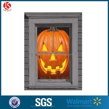 Window posters happy Jack Pumpkin halloween window decoration