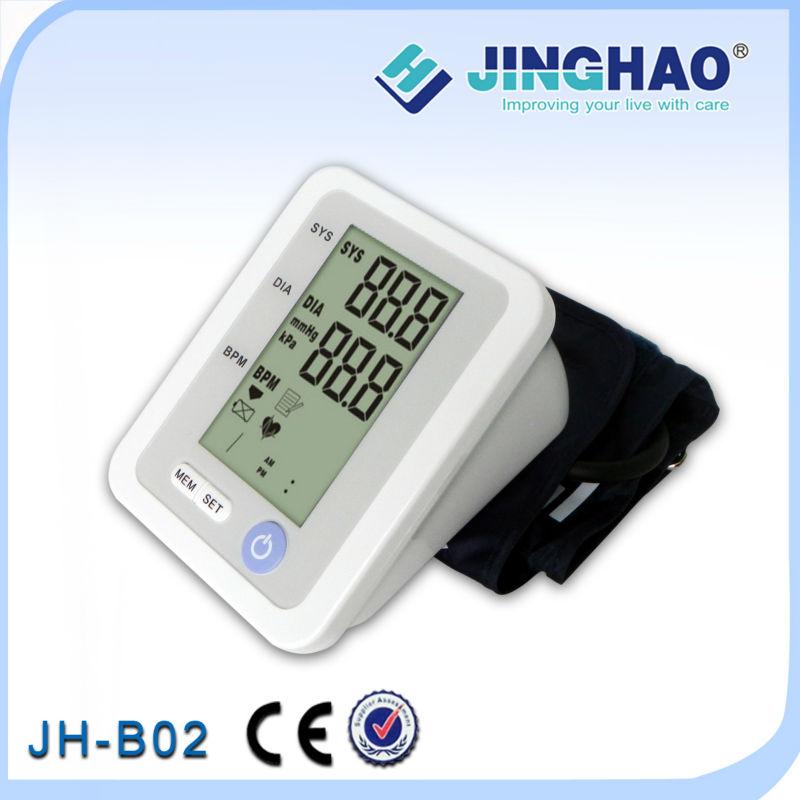 auto digital de presión arterial bp monitor de muñeca