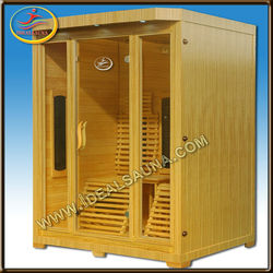 2014 New Fashion Best Selling 3 person Wood House Romania