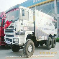 DTA SHAC MAN Steyr Off Road military Van 4x4 6x6 Off Road Truck lorry +86-152 7135 7675