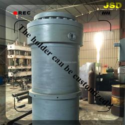 High quality!!!Long stroke big bore hydraulic cylinder
