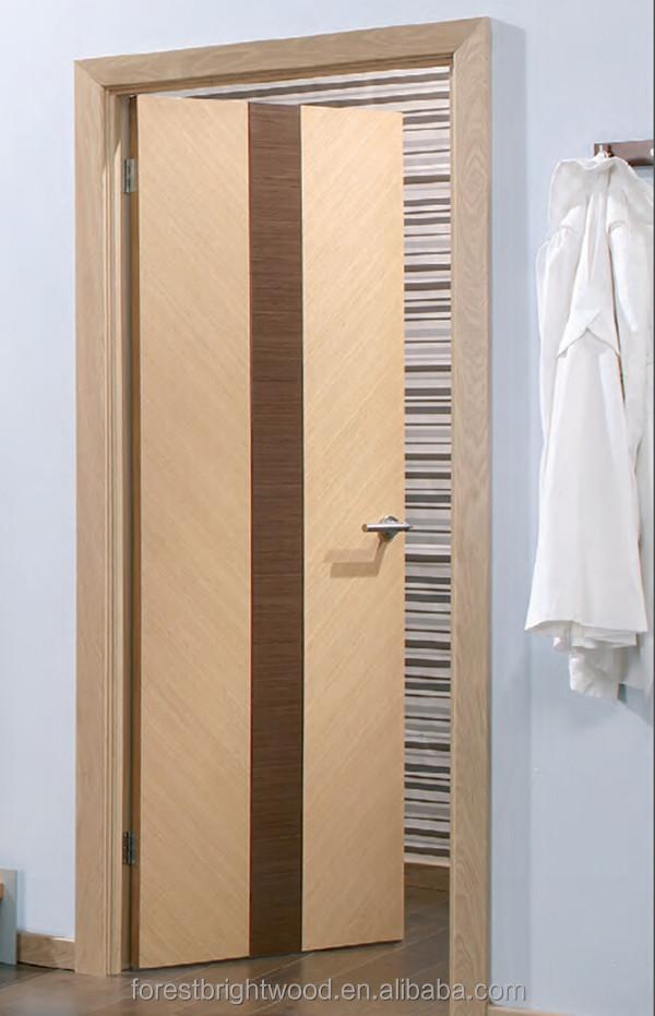 Pas cher en bois placage portes int rieures pour int rieur - Placage porte interieure ...