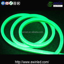 110V Cool White/Red/Blue/Green Flex LED Neon Rope Light Indoor Outdoor Holiday Decor