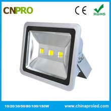 High Quality Outdoor 150w LED Flood Light IP65 AC 85-265V CE ROHS Approved