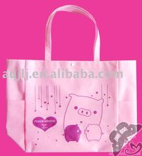 2012 new eco friendly pp Non-woven foldable shopping bag