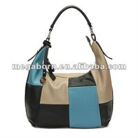 2013 Latest Elegant Designer Leather Assorted Tote Bag