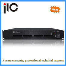 Professional audio digital class d amplifier for pa audio system