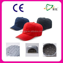 CE EN 812 light weight ABS&HDPE safety bump cap,soft hard hat,construction safety helmet