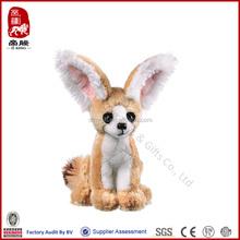 Wild Life Artist plush fox animal toy soft stuffed toy fox