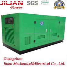 good quality 100KVA power electric jiuan generator /power plant generator/diesel generators prices guangzhou trading