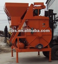 Light weight foam concrete machine/concrete building block mixing machine