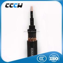Low voltage multi- cores Copper PVC jacket twistted control cable