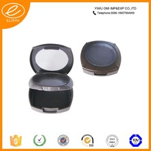 Wholesale empty eyeshadow compacts hard plastic cases