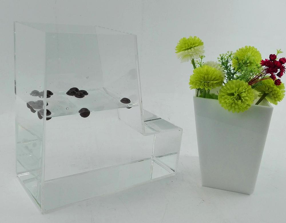 New Products 2017 Acrylic Fish Tank Mini Acrylic Aquarium With ...