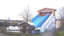 Giant Fantasy Slide/Toboggan Run