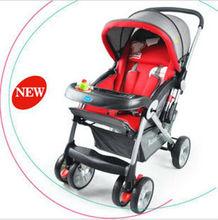 3 in 1 luxury baby stroller car, spram baby , Aluminium baby spram