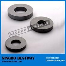 permanent ferrite ring magnet core