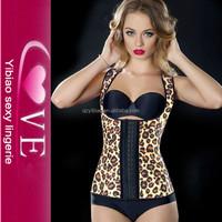 high quality 100% rubber XXXL plus size overbust corset