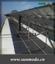 Factory direct anodized alumimum solar panel installation costs