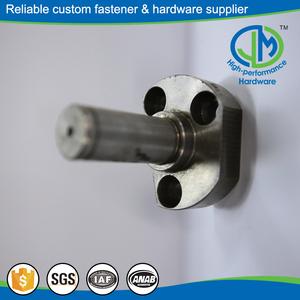 Vật liệu được chọn gia công nhôm đặc sản chế tạo bộ phận