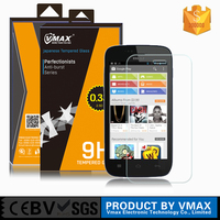 Low price best cell phone screen protector for BLU Advance 4.0 tempered glass screen protector