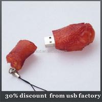 class 8GB drumstick shape usb flash drive