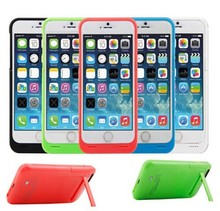 """3500mAh Rechargeable Power External Backup Battery Phone Charger Case Pack for iphone 6 4.7"""""""