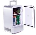 4l geladeira mini carro charuto adaptador, mini geladeira de cerveja, 4l geladeira mini cor diferente