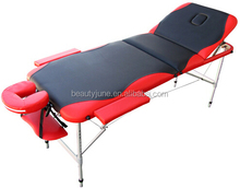 thai massage table/Massage Bed/tattoo bed/Massage table/foldable bed