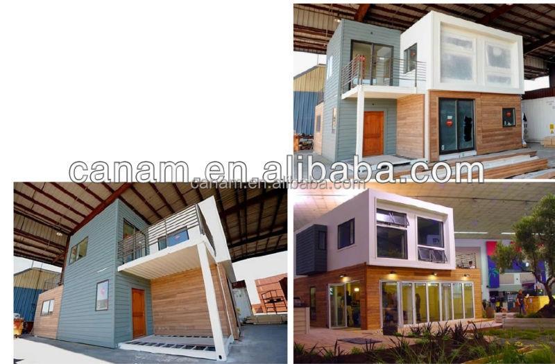 canam good looking modern fashion prefabrique maison villa. Black Bedroom Furniture Sets. Home Design Ideas