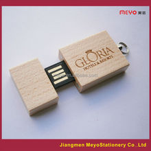 2015 Commercial Gift Wooden USB