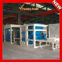 China small scale QT6-15 hydraulic concrete block making machine price in india