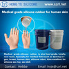 artificial orthotics prosthetics limbs making Alja safe lifecastings silicone rubber