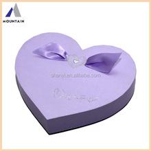 heart shaped wedding souvenir chocolate boxes