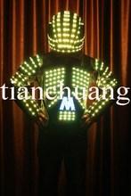 Seksi gece kulübü dans giyim/Işıklı hip hop dans kıyafetleri/sıcak satış programlanabilir tayt