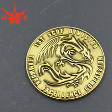 Newest popular design metal replica coins hot sales from china