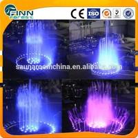Colorful Light Centripetal Swing Dancing Fountain