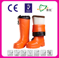 good quality winter hunting rubber boots