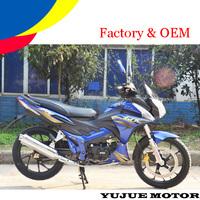 Best selling 4-stroke motorcycle/motos/125cc super pocket bikes