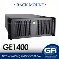GE1400 4U Rack Mount Enclosure mini itx PBX computer case