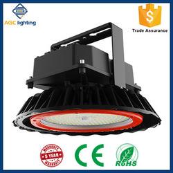 High lumen meanwell drive rIP65 waterproof led high bay 300w warehouse light