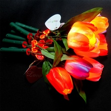 Led Products Red Rose Wedding Anniversary Party Decoration