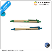 New World Biodegradable Promotional Pen (Lu-Q03782)