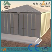 Flack pack shipping living 20ft container house for sale