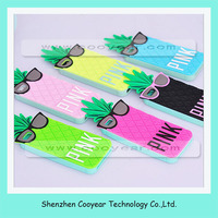 """3D Cartoon Silicone Soft Cover Case for iPhone 4 4S 5 5S 6 6S 4.7"""" Plus 5.5"""""""